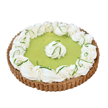 Key Lime Tart 10""