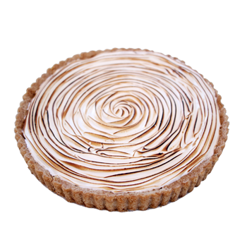 Lemon Meringue Tart 10""