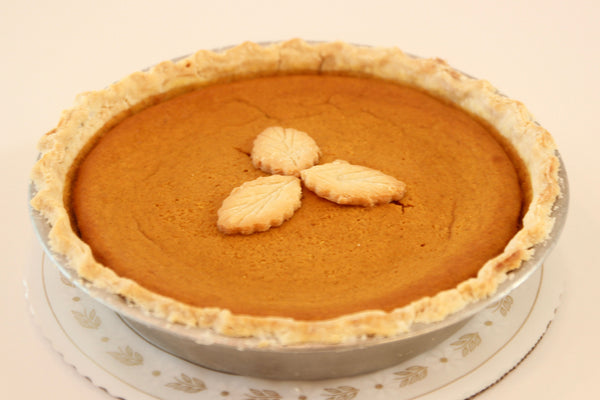 "Pumpkin 9"" Deep Dish Pie"