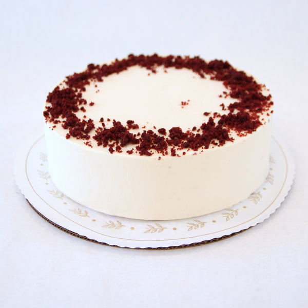 Vegan Red Velvet Cake