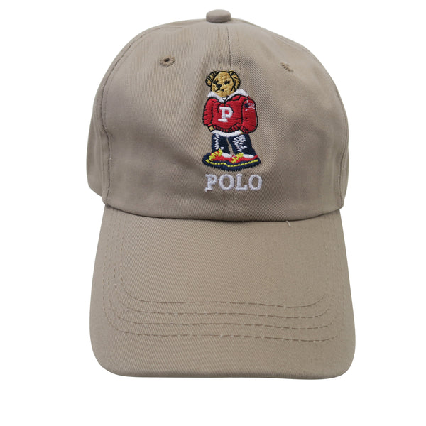 RL Polo Bear Embroidered Hat