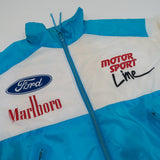 Marlboro Ford Windbreaker Jacket