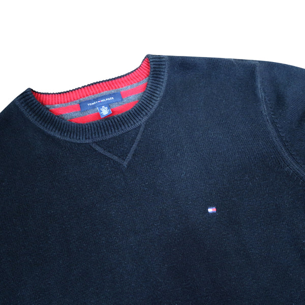 Tommy Hilfiger Embroidered Crewneck