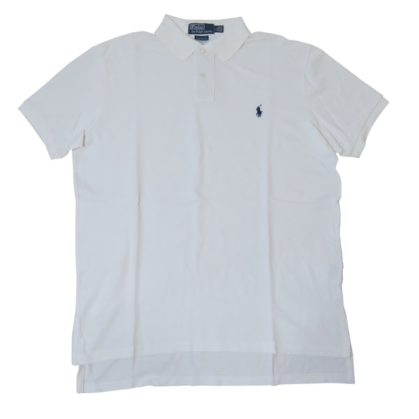 Ralph Lauren Polo (Cocaine White)