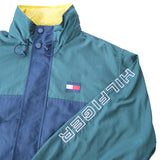 90s Tommy Hilfiger Spell-out Jacket