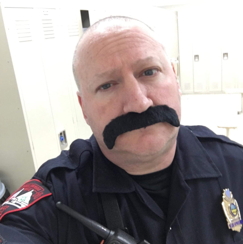 The Mythology of the Copstache.