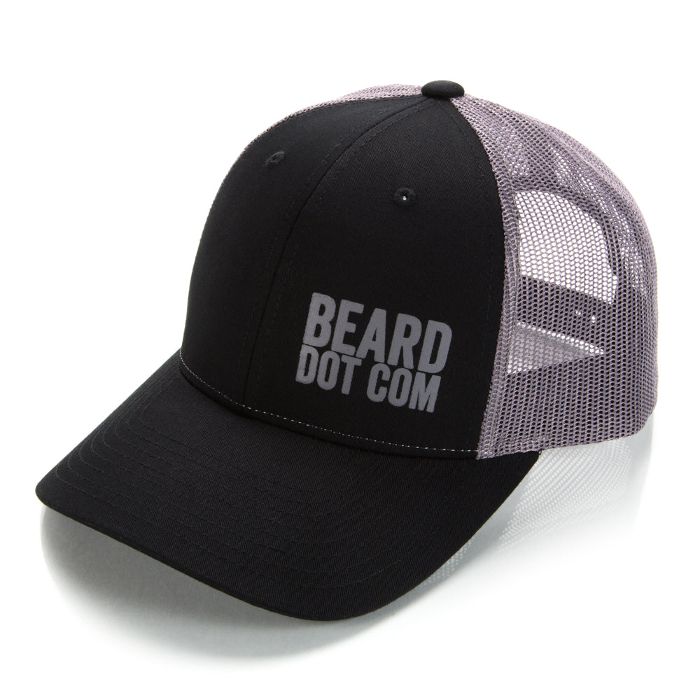 """BEARD DOT COM"" Low Pro Trucker Hat"