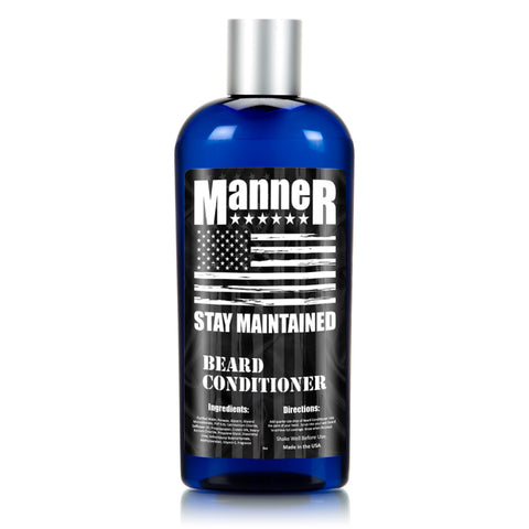 Manner Beard Shampoo - 8oz