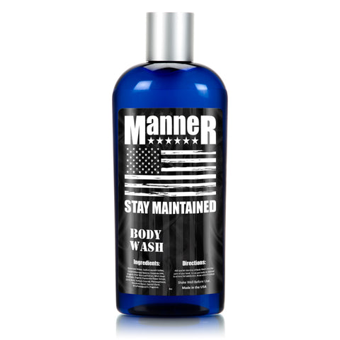 Manner Beard Conditioner - 8oz