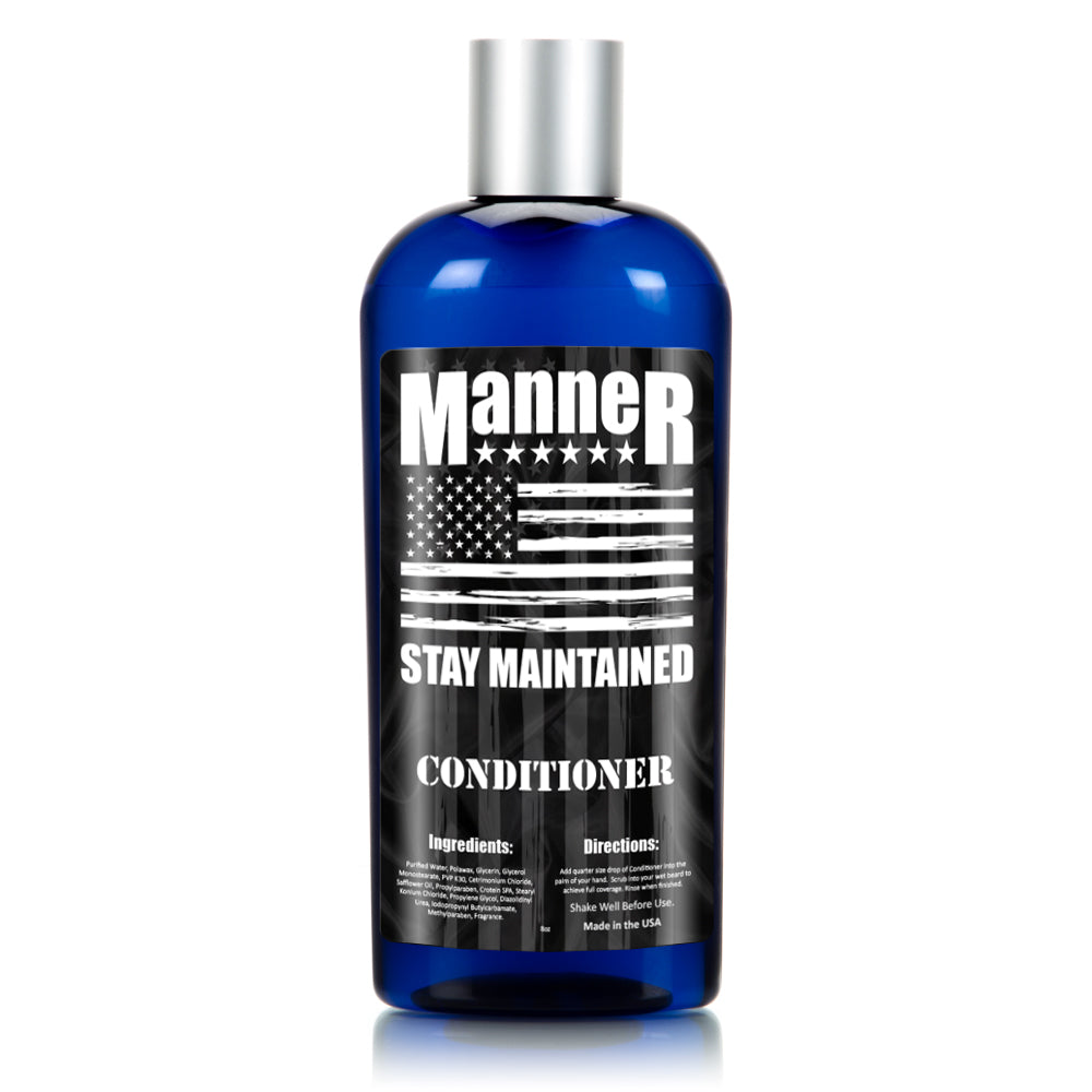 Manner Shampoo and Conditioner Combo Plus
