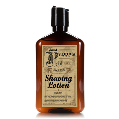 Grand Pappy's Shaving Lotion