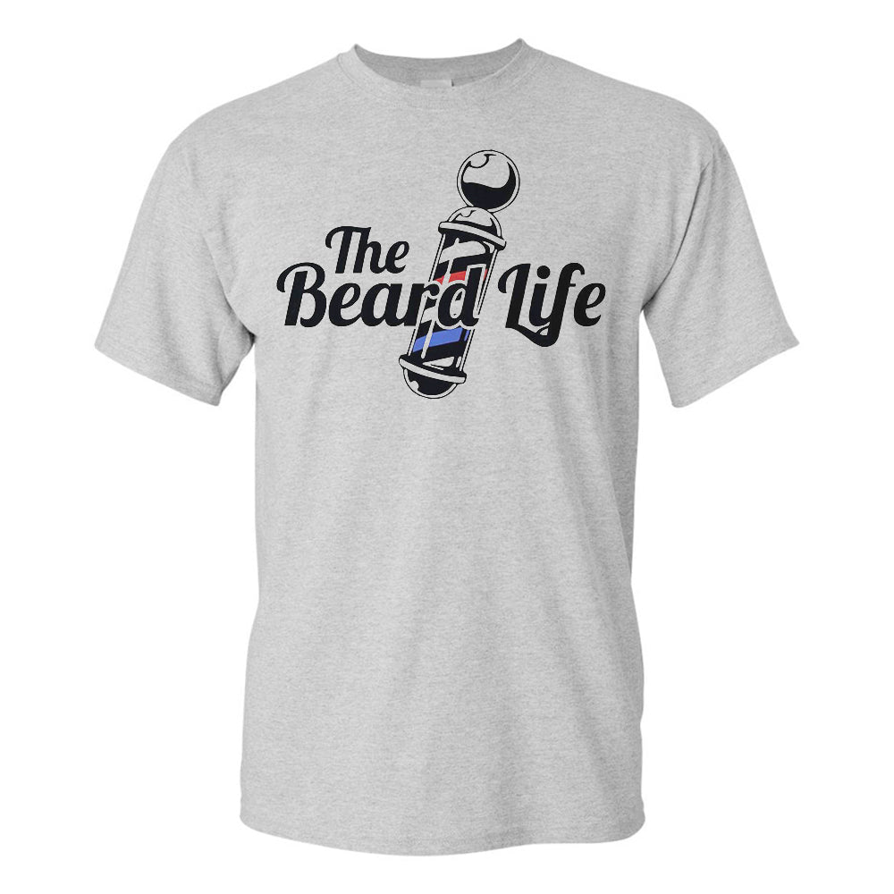 """The Beard Life"" Men's T-Shirt"