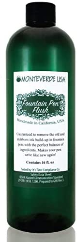 Monteverde Fountain Pen Cleaning Flush