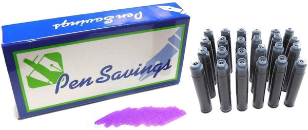 ink-cartridges-purple-pensavings