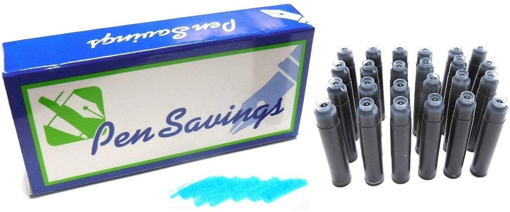 ink-cartridges-turquoise-pensavings