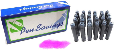 ink-cartridges-pink-pensavings