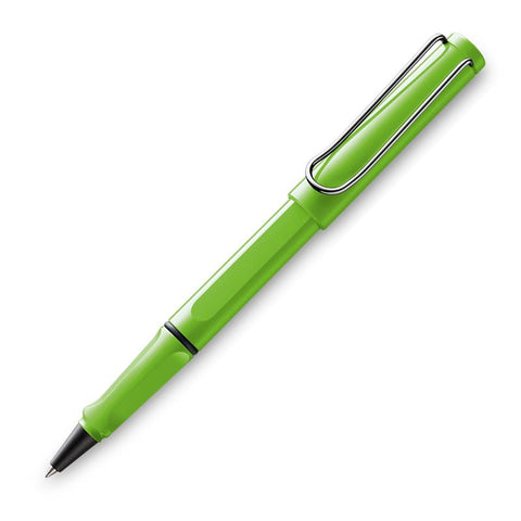 lamy-safari-rollerball-pen-green-pensavings