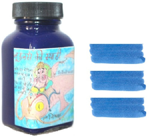 noodlers-fountain-pen-ink-bottle-upper-ganges-blue-pensavings