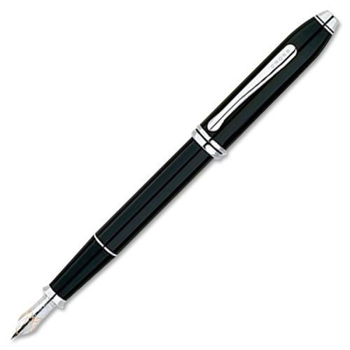 cross-townsend-black-rhodium-fountain-pen-pensavings