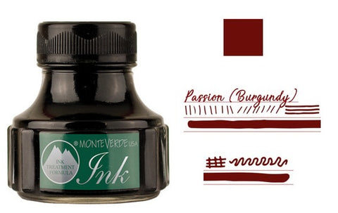 monteverde-90ml-passion-burgundy-fountain-pen-ink-bottle-pensavings