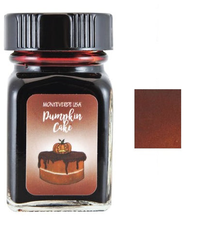monteverde-fountain-pen-ink-bottle-pumpkin-cake-pensavings