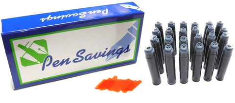 ink-cartridges-orange-pensavings