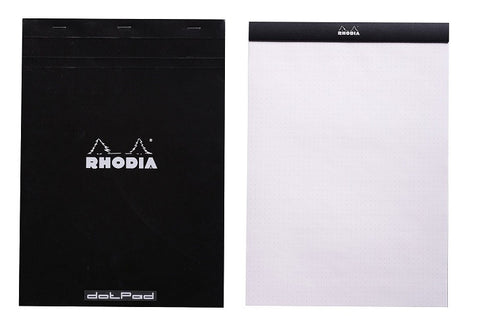 rhodia-nyumber-18-notepad-black-pensavings