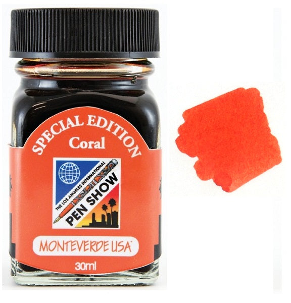 monteverde-coral-fountain-pen-ink-bottle-pensavings