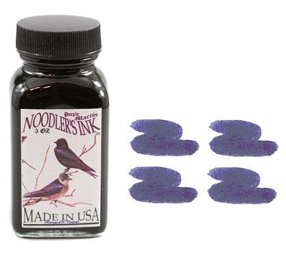 noodlers-fountain-pen-ink-bottle-purple-martin-pensavings
