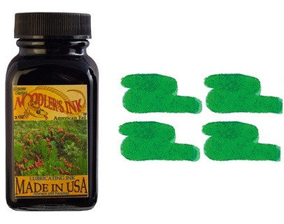 noodlers-fountain-pen-ink-bottle-eel-green-pensavings