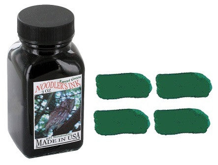 noodlers-fountain-pen-ink-bottle-forest-green-pensavings