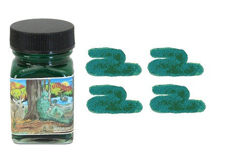 noodlers-fountain-pen-ink-bottle-hunter-green-pensavings