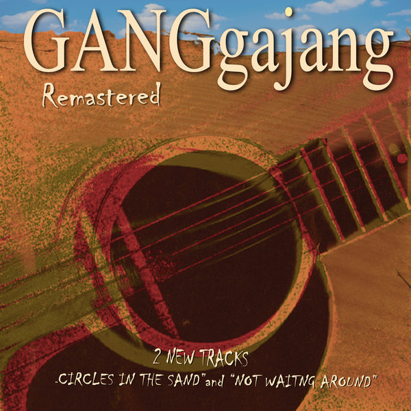 GANGgajang Remastered CD