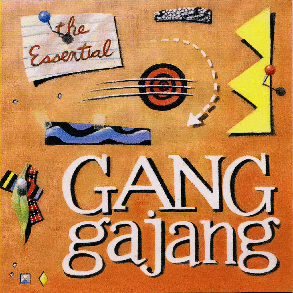 The Essential GANGgajang CD