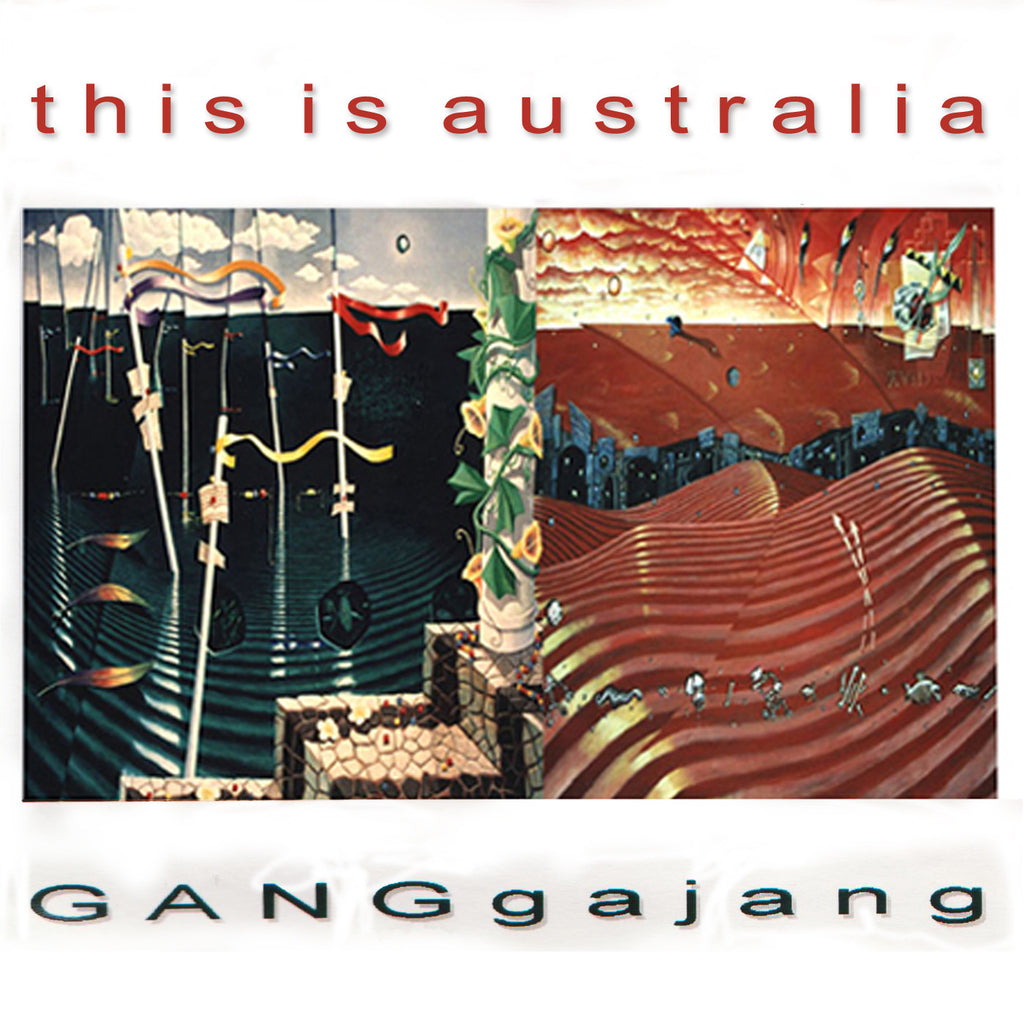 This Is Australia CD