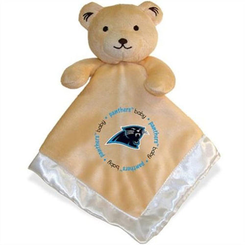 Carolina Panthers Nfl Infant Security Blanket (14 In X 14 In)