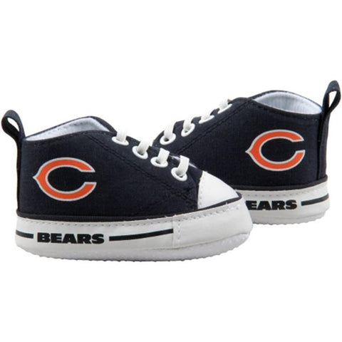 Chicago Bears Nfl Infant High Top Shoes