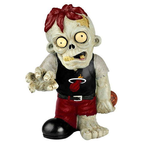 Miami Heat Nba Zombie Figurine