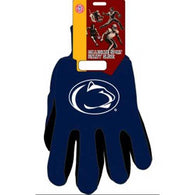 Penn State Nittany Lions NCAA Two Tone Gloves