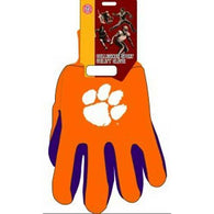 Clemson Tigers NCAA Two Tone Gloves