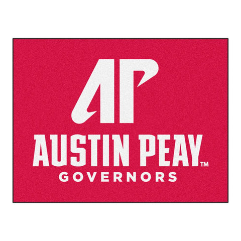 "Austin Peay Governors Ncaa ""all-star"" Floor Mat (34""x45"")"