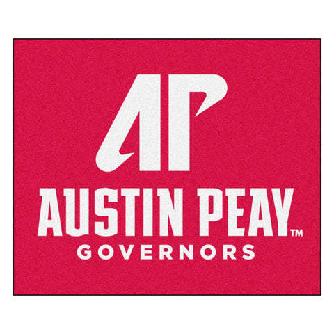 "Austin Peay Governors Ncaa ""tailgater"" Floor Mat (5'x6')"