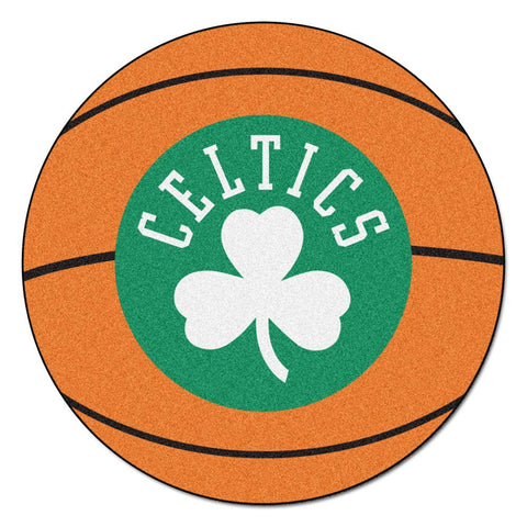 "Boston Celtics Nba Basketball Mat (29"" Diameter)"