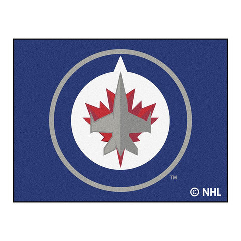 "Atlanta Thrashers Nhl All-star Mat (34""x45"")"