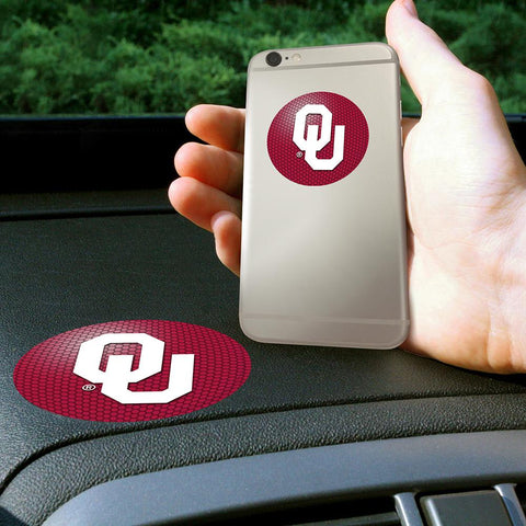 Oklahoma Sooners Ncaa Get A Grip Cell Phone Grip Accessory