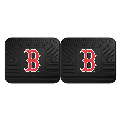 "Boston Red Sox Mlb Utility Mat (14""x17"")(2 Pack)"