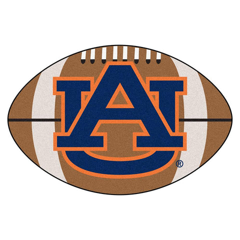 "Auburn Tigers Ncaa ""football"" Floor Mat (22""x35"") Au Logo"