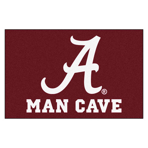 "Alabama Crimson Tide Ncaa Man Cave ""starter"" Floor Mat (20in X 30in)"