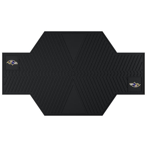 Baltimore Ravens Nfl Motorcycle Mat (82.5in L X 42in W)