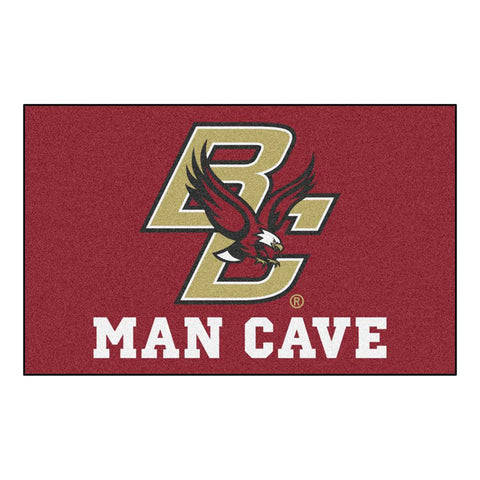 "Boston College Eagles Ncaa Man Cave ""ulti-mat"" Floor Mat (60in X 96in)"